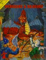 Original Dungeons and Dragons Basic Set by J. Eric Holmes